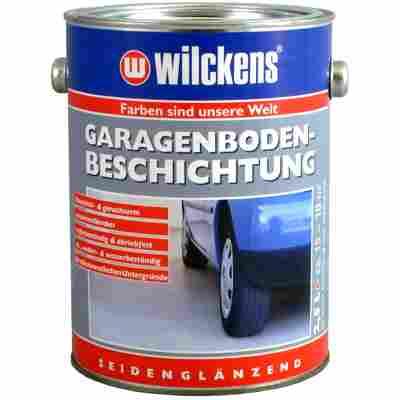 Garagenboden-Beschichtung 'RAL 7001' silbergrau 2,5 Liter