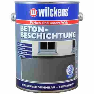 Betonbeschichtung 'LF, RAL 7001' silbergrau 2,5 Liter