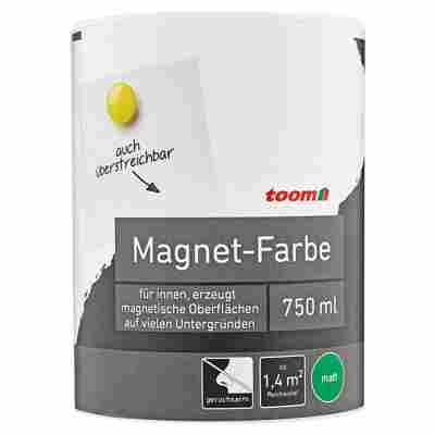 Magnet-Farbe matt grau 750 ml