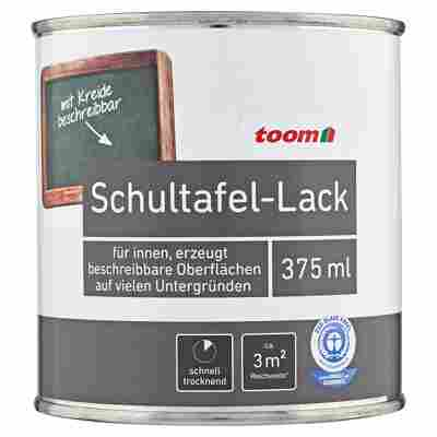Schultafel-Lack matt schwarz 375 ml