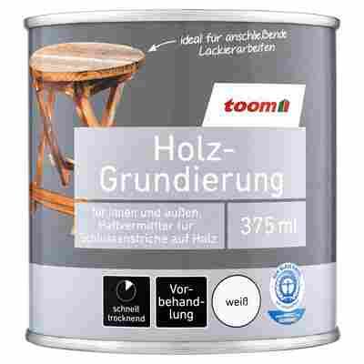 Holz-Grundierung weiß 375 ml