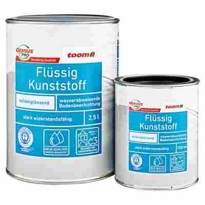 Flüssig Kunststoff seidenglänzend reinweiß 2500 ml