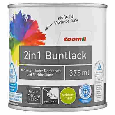 2in1 Buntlack seidenmatt eisblumen 375 ml