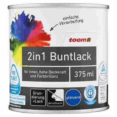 2in1 Buntlack glänzend eisblumenfarben 375 ml