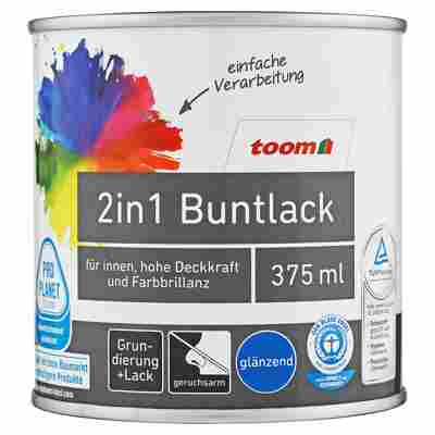 2in1 Buntlack glänzend mitternacht 375 ml