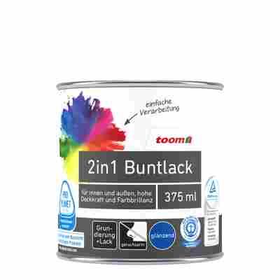 2in1 Buntlack glänzend salbei 750 ml