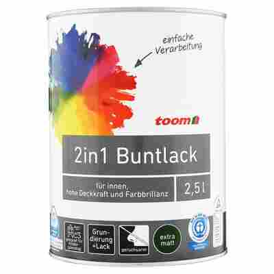 2in1 Buntlack extramatt eisblumen 2500 ml