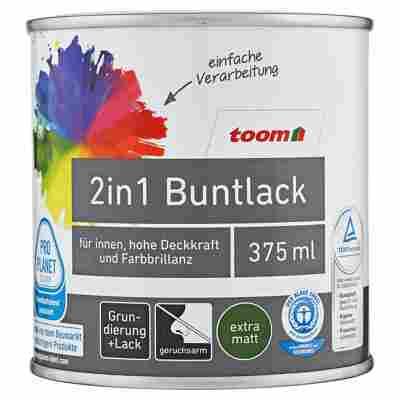 2in1 Buntlack extramatt eisblumen 375 ml