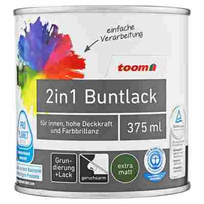 2in1 Buntlack extramatt mitternacht 375 ml