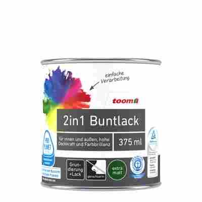 2in1 Buntlack extramatt atempause/himmelblau 375 ml