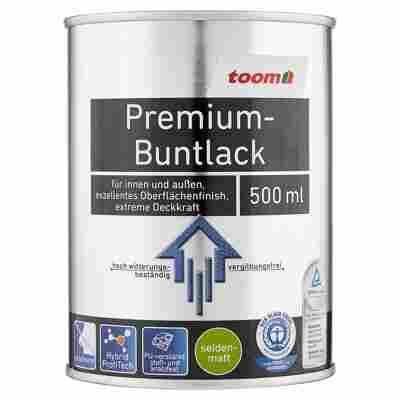 Premium-Buntlack seidenmatt purpurrot 500 ml