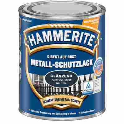 Metallschutzlack anthrazitgrau glänzend 750 ml