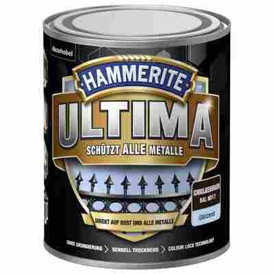 Metallschutzlack 'Ultima' RAL 8017 schokoladenbraun glänzend 750 ml