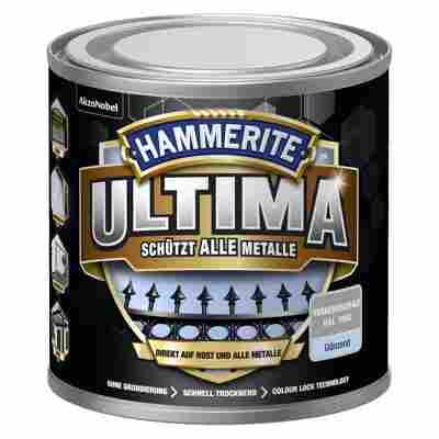 Metallschutzlack 'Ultima' RAL 7042 verkehrsgrau glänzend 250 ml