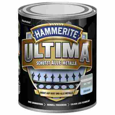 Metallschutzlack 'Ultima' RAL 7042 verkehrsgrau glänzend 750 ml