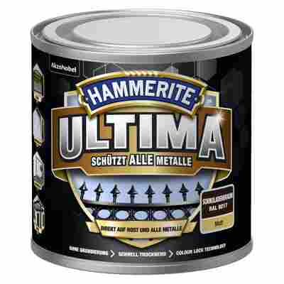 Metallschutzlack 'Ultima' RAL 8017 schokoladenbraun matt 250 ml