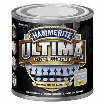 Metallschutzlack 'Ultima' RAL 7042 verkehrsgrau matt 250 ml