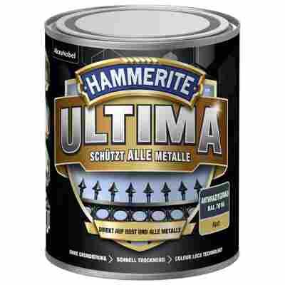 Metallschutzlack 'Ultima' RAL 7016 anthrazitgrau matt 750 ml
