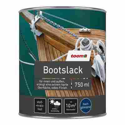 Bootslack transparent hochglänzend 750 ml