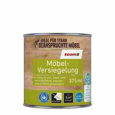 Möbel-Versiegelung seidenglänzend naturfarben 375 ml