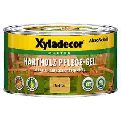Hartholz-Pflegegel farblos 500 ml