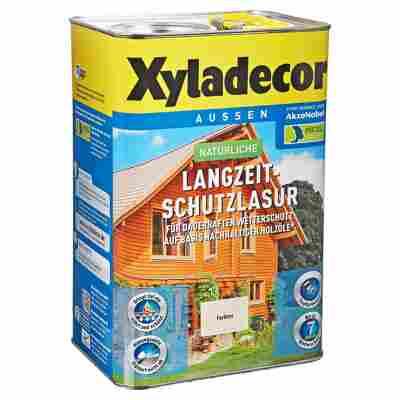 Langzeit-Holzschutzlasur farblos 4 l