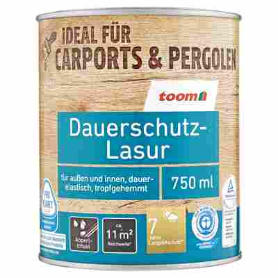 Dauerschutz-Lasur palisanderfarben 750 ml