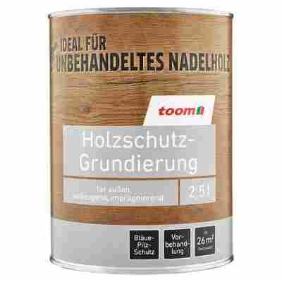 Holzschutz-Grundierung farblos 2500 ml