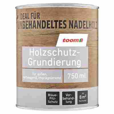 Holzschutz-Grundierung farblos 750 ml