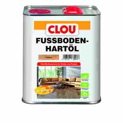 Fußboden-Hartöl transparent 3 l