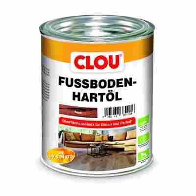 Fußboden-Hartöl 'Teak' 750 ml