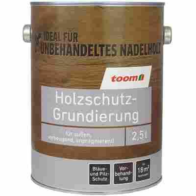 Holzschutz-Grundierung farblos 2,5 l