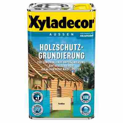Holzschutzgrundierung farblos 2,5 l