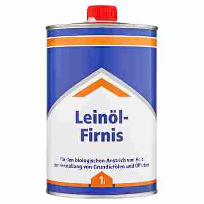 Leinöl-Firnis 1 l