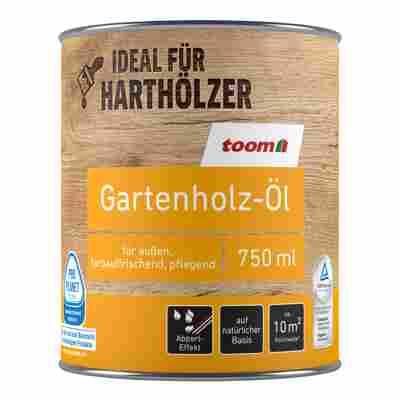 Gartenholz-Öl natur dunkel 750 ml