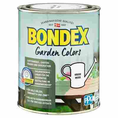 "Holzlasur ""Garden Colors"" kreideweiß 750 ml"
