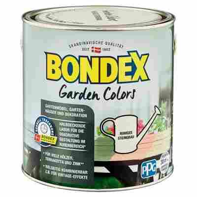 """Holzlasur """"Garden Colors"""" steingrau 2,5 l"""