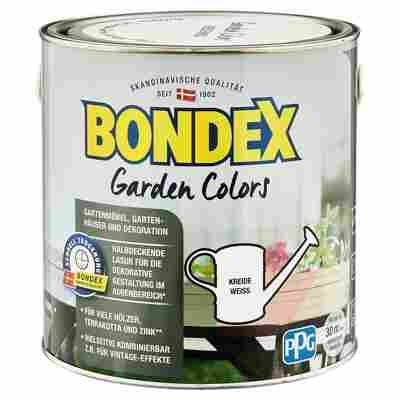 "Holzlasur ""Garden Colors"" kreideweiß 2,5 l"