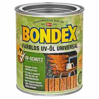 UV-Öl Universal Holz farblos 750 ml