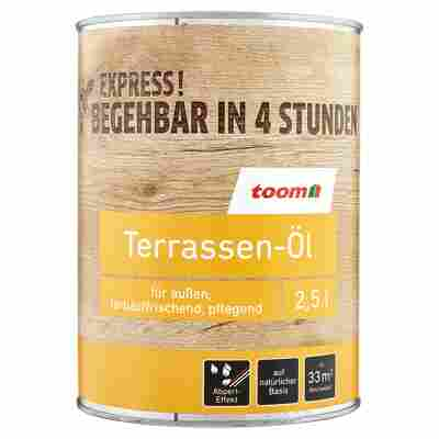 Terrassen-Öl Teak 2500 ml