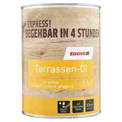 Terrassen-Öl natur 2,5 l