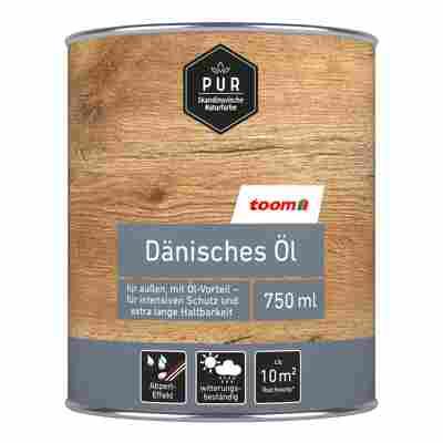 Dänisches Öl 'Pur' natur dunkel 750 ml