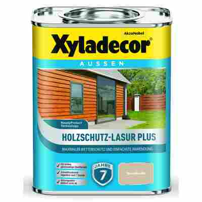 Holzschutz-Lasur 'Plus' weissbuche, 750 ml