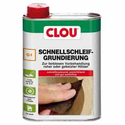 Clou Schnellschleifgrundierung 250 ml