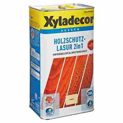 Holzschutzlasur 2in1 farblos 5 l