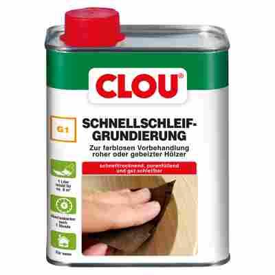 Clou Schnellschleifgrundierung 750 ml