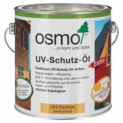 """UV-Schutzöl """"Extra"""" farblos seidenmatt 2,5 l"""