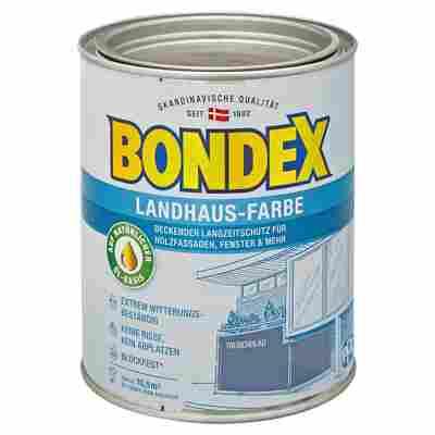 Landhaus-Farbe taubenblau 0,75 l
