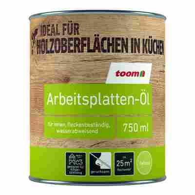 Arbeitsplatten-Öl transparent 750 ml