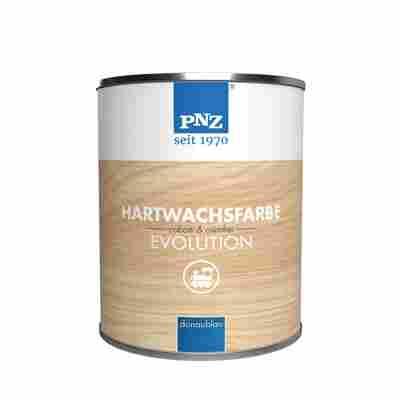 Hartwachsfarbe 'Evolution' donaublau 750 ml